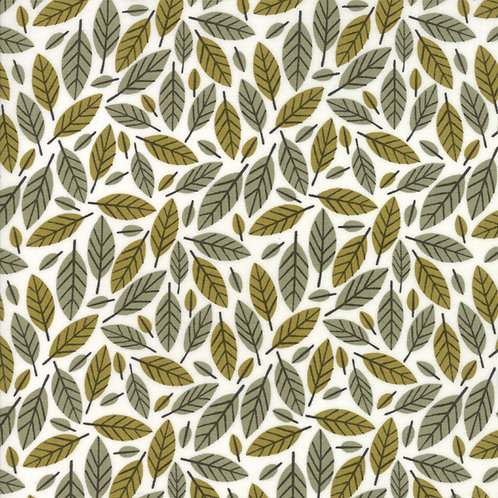 Big Sky: Beech leaf (Stone / Brown) - Annie Brady