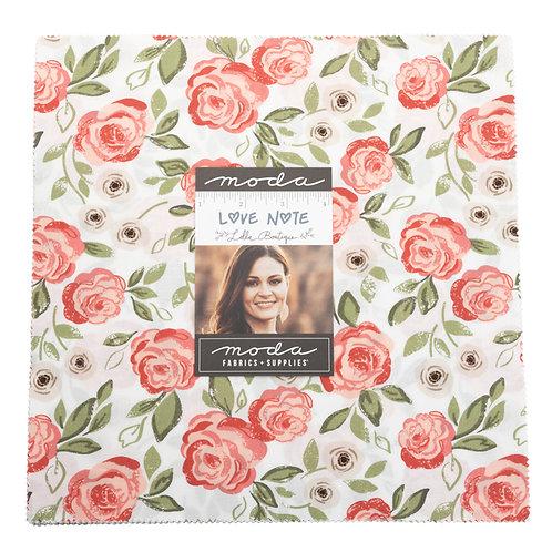 Love Note Layer cake - Lella Boutique (Moda Fabric)
