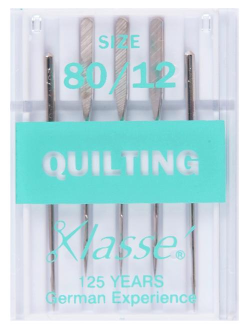 Machine needles - Quilting 80/12