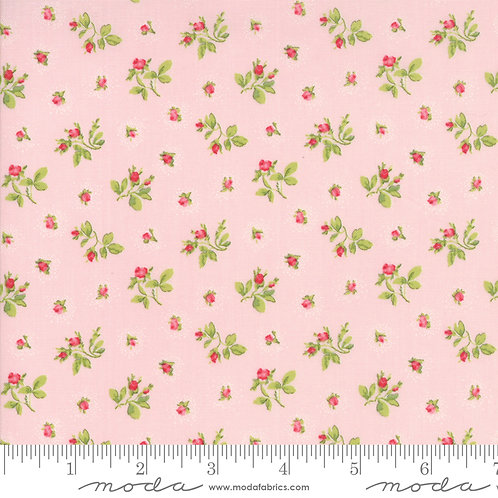 Caroline: Rosebuds (Bloom pink) - Brenda Riddle