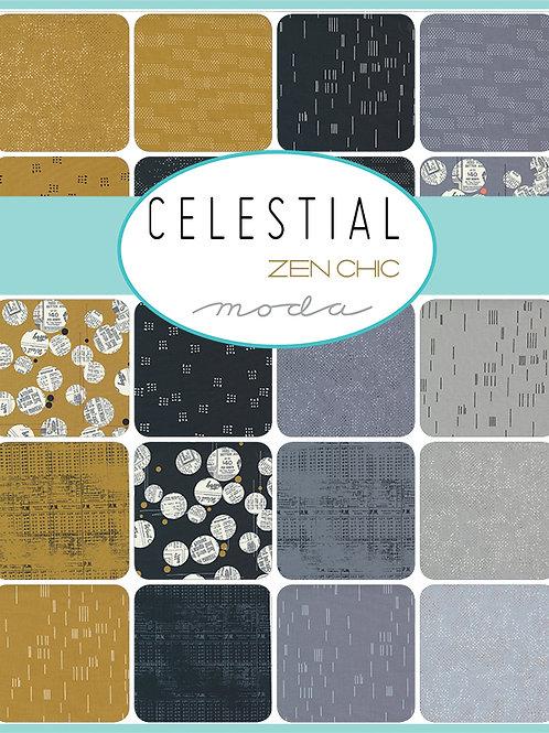 Celestial Layer cake - Zen Chic (Moda Fabrics)