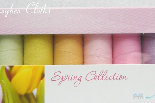 Mettler Seralon polyester Spring Gift pack - Limited edition