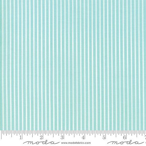 Smitten: Stripe (Aqua) - Bonnie & Camille