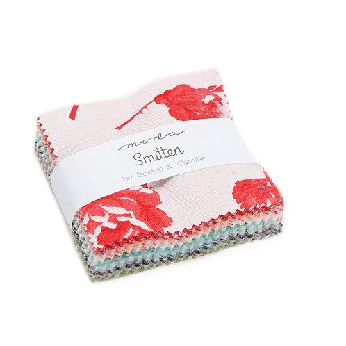 Smitten mini-charm pack - Bonnie & Camille