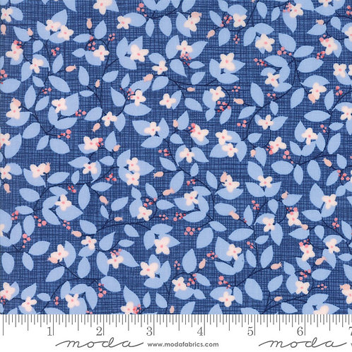 Bayberry: Vine (Dusk) - Kate & Birdie (Moda Fabrics)