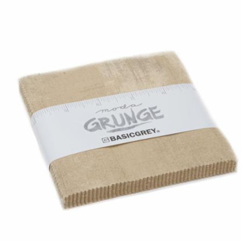 Grunge (Tan) Charm pack