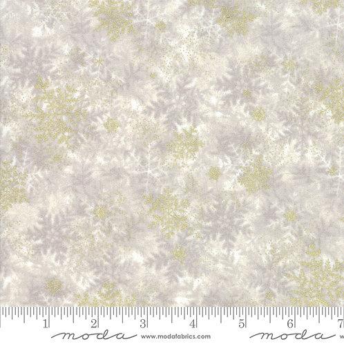 Forest Frost Glitter (Snowflakes) - Moda Fabrics