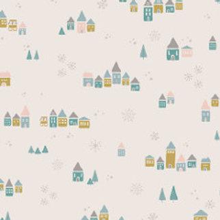 Little Town: Snowdrift Magic - Amy Sinibaldi