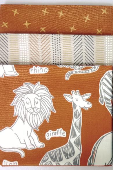 Safari Life FQ bundle (Tangerine)