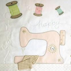 Block 12 - Sew happy
