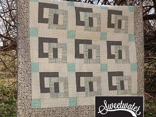 Elementary Quilt Kit by Sweetwater