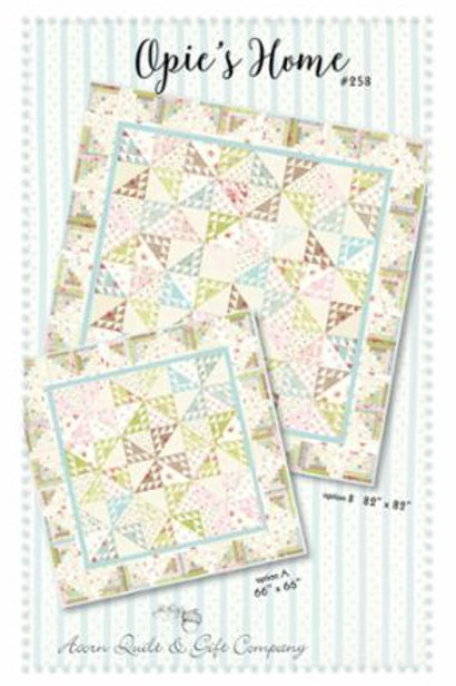 Opies Home pattern - Brenda Riddle