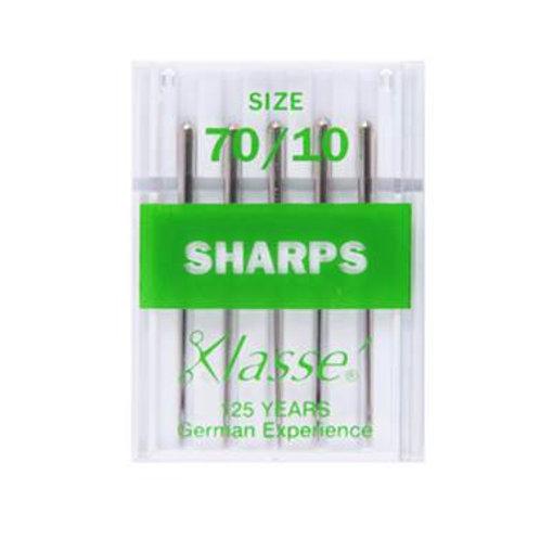Machine needles - Sharps 70/10