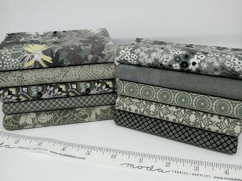 Stiletto Neutrals FQ bundle (Mid Grey) - Basic Grey