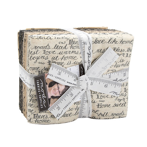 Home Fat Quarter bundle - Kathy Schmitz (Moda Fabrics)