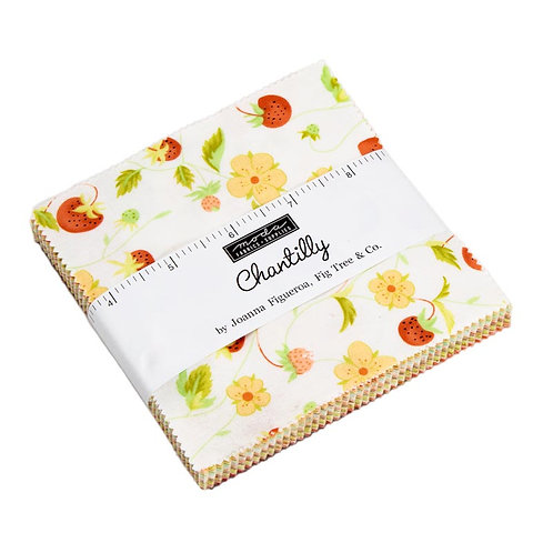 Chantilly Charm pack - Fig Tree (Moda Fabrics)
