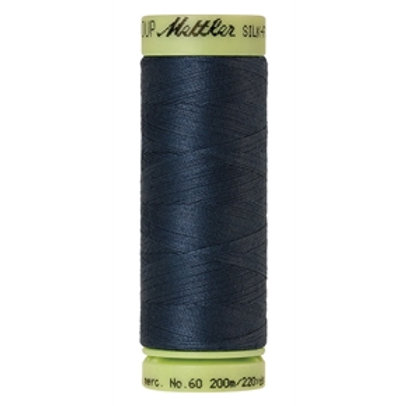 Mettler Silk Finish cotton 60wt 200m - col. 1276 Harbor