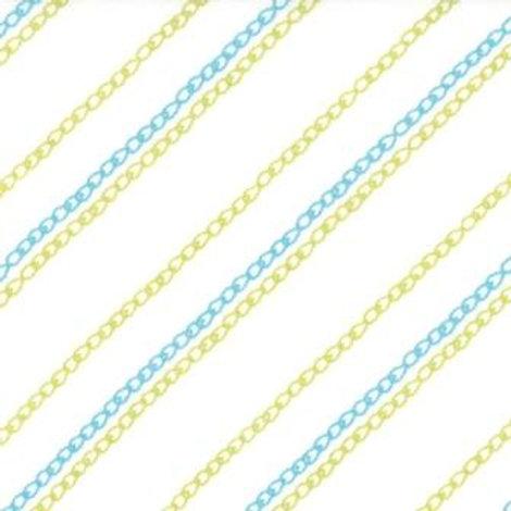 Sew Stitchy: Chain stitch (White) - Aneela Hoey (Moda Fabrics)