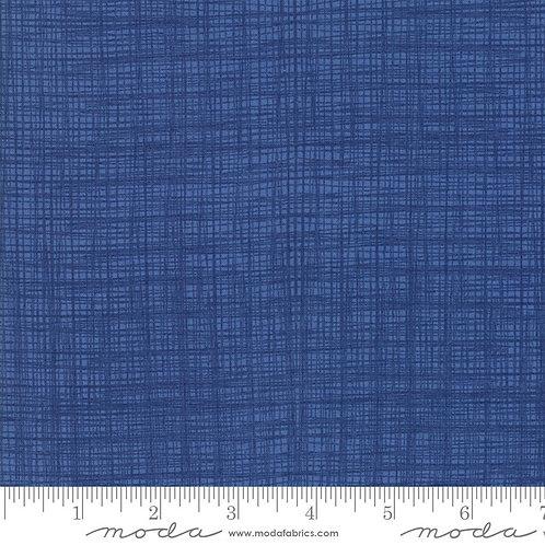 Bayberry - Linen Texture (Dusk) - Kate & Birdie