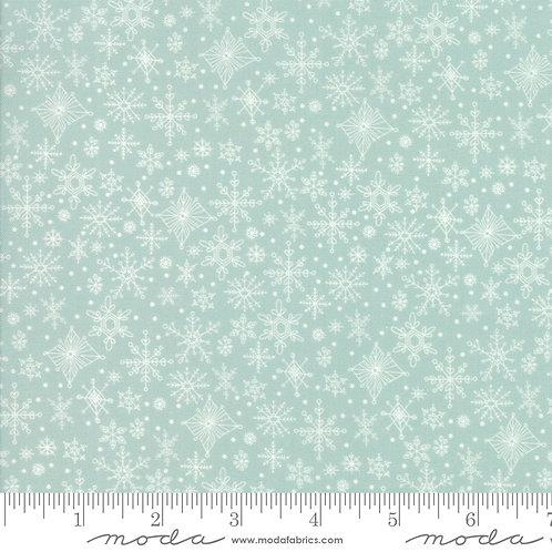 Tahoe Ski Week: Snowflakes (Alpine) - Mara Penny