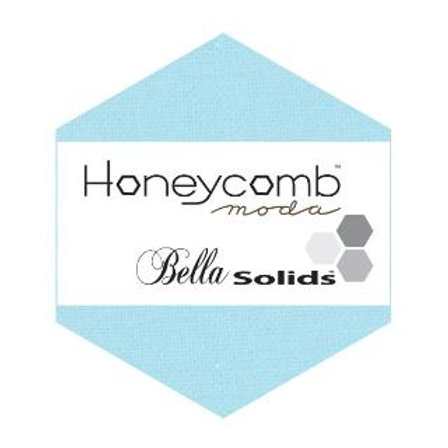 "Moda Bella Solids 6"" Honeycomb - Robins egg"