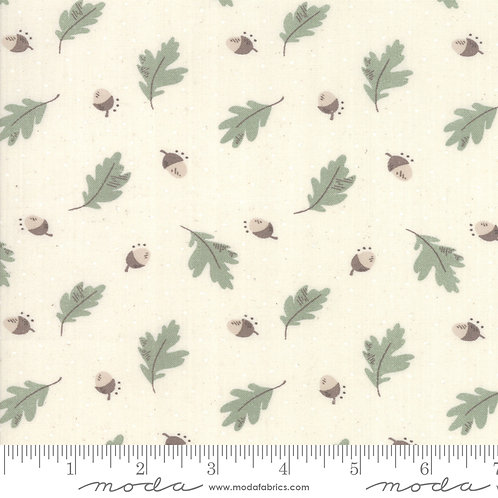 Harvest Road: Little leaves and acorns - Lella Boutique