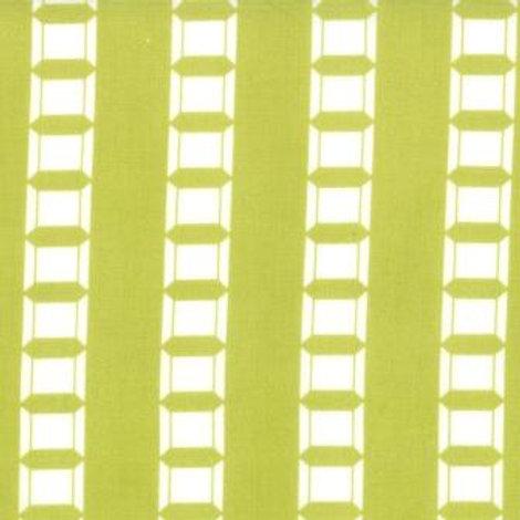 Sew Stitchy: Bobbins (Lime) - Aneela Hoey (Moda Fabrics)