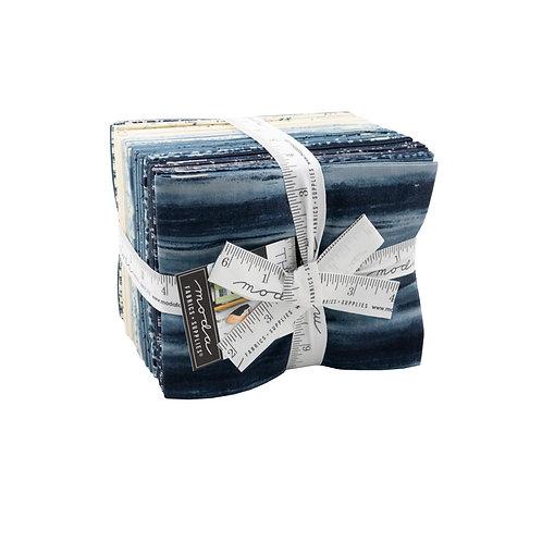 The Blues Fat Quarter bundle - Janet Clare