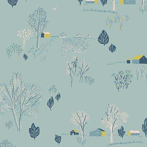 Bountiful: Scenic Blue Sky - Sharon Holland (AGF)
