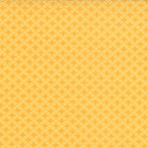 Wishes: Picnic plaid (Yellow) - Sweetwater