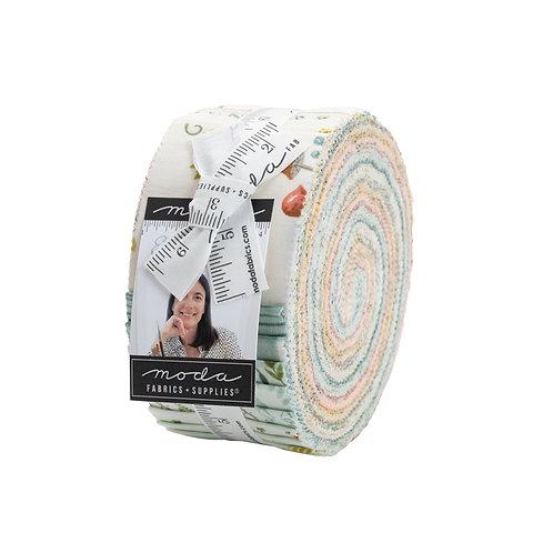 Effie's Woods Jelly roll - Deb Strain (Moda Fabrics)