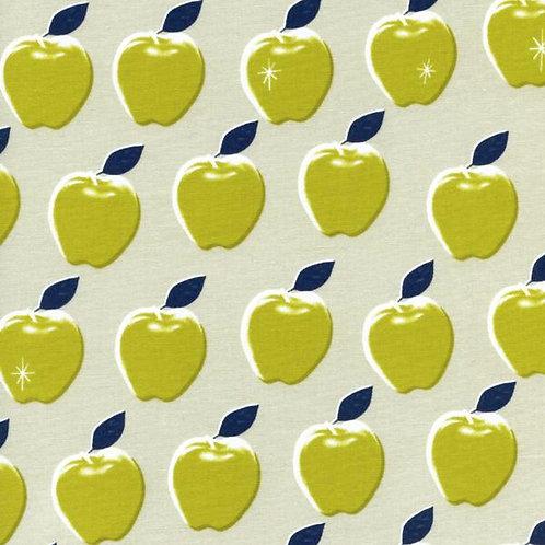 Picnic - Apple (Citron) - Cotton & Steel