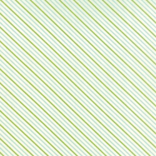 Hello Darling: Stripes (Aqua / Green) - Bonnie & Camille