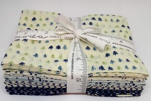 Wintertide 6 FQ bundle - Janet Clare (Moda Fabric)