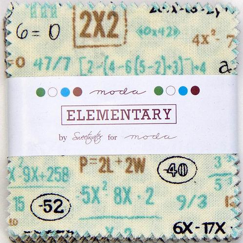 Elementary Charm pack