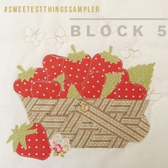 Block 5 - Strawberry basket