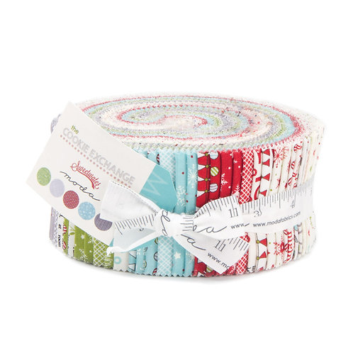 The Cookie Exchange Jelly roll - Sweetwater