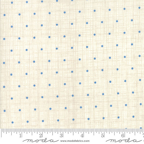 Bayberry - Chambray Dots (Cloud)