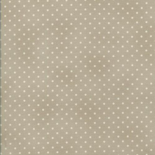 Home Essentials: Cream Dots - Robyn Pandolph