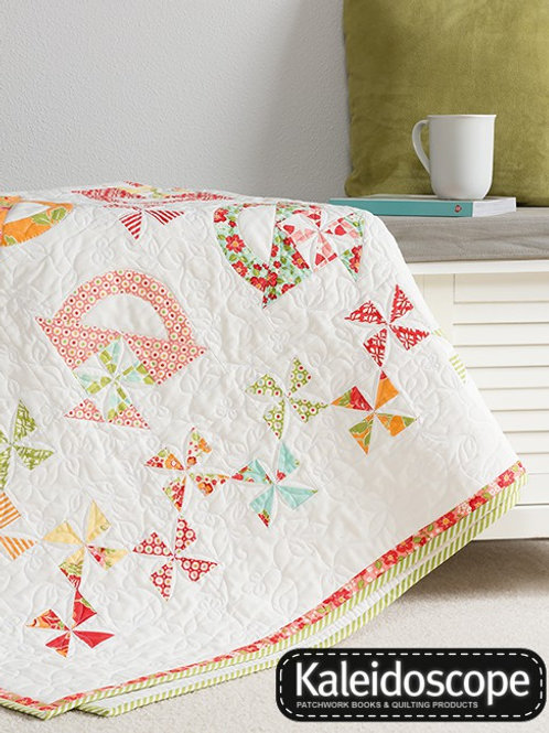 Cotton Way Classics: Fresh quilts for a charming home by Bonnie Olaveson