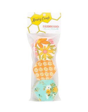 "A Blooming Bunch 1.5"" Honeycomb - Maureen McCormick (Moda Fabrics)"