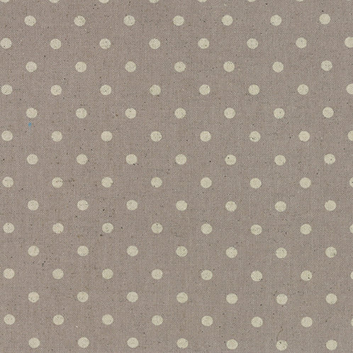 Linen Mochi Dot (Putty)