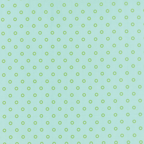 Hello Darling: Hugs (Aqua/Green) - Bonnie & Camille