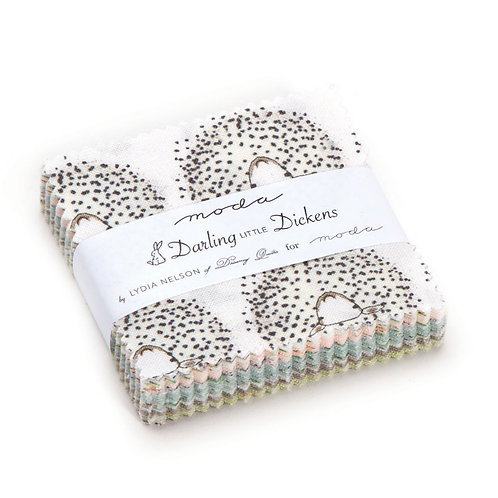 Darling Little Dickens mini-charm pack