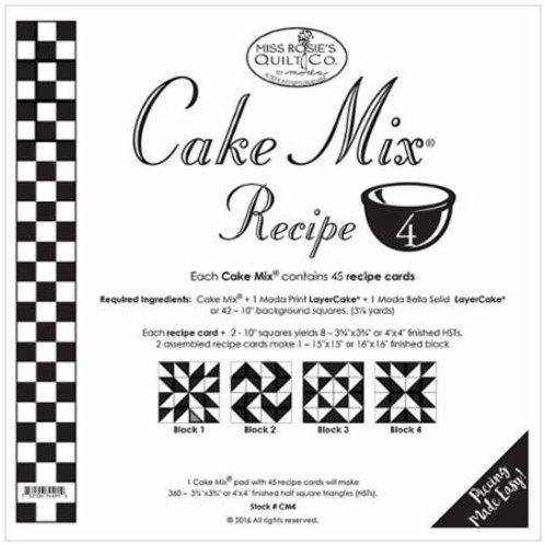 Foundation paper - Cake Mix 4