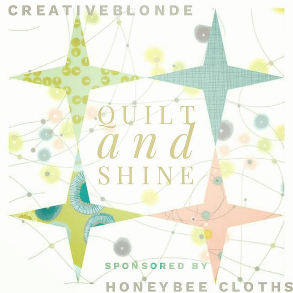 Quilt and Shine Quilt-along