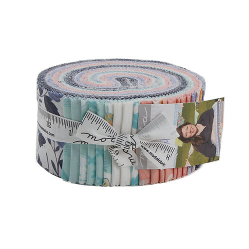 Twilight Jelly roll - One Canoe Two (Moda Fabrics)