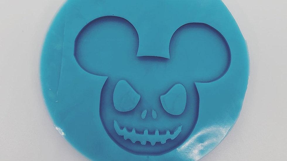 Mickey Jack-O-Lantern popsocket mold