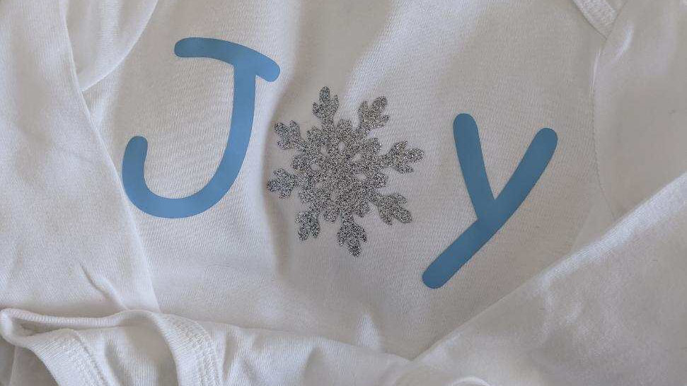 Joy Onesie/toddler shirt