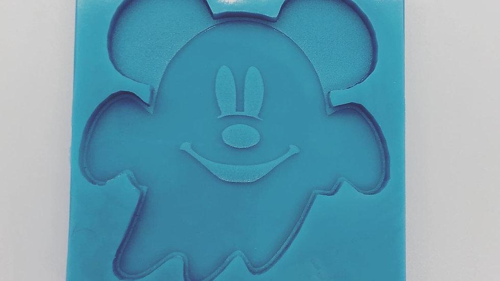 Mickey ghost inspired popsocket mold